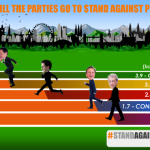 Poverty and the UK General Elections #standagainstpoverty